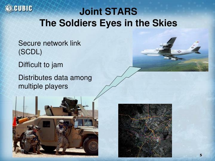 Joint STARS