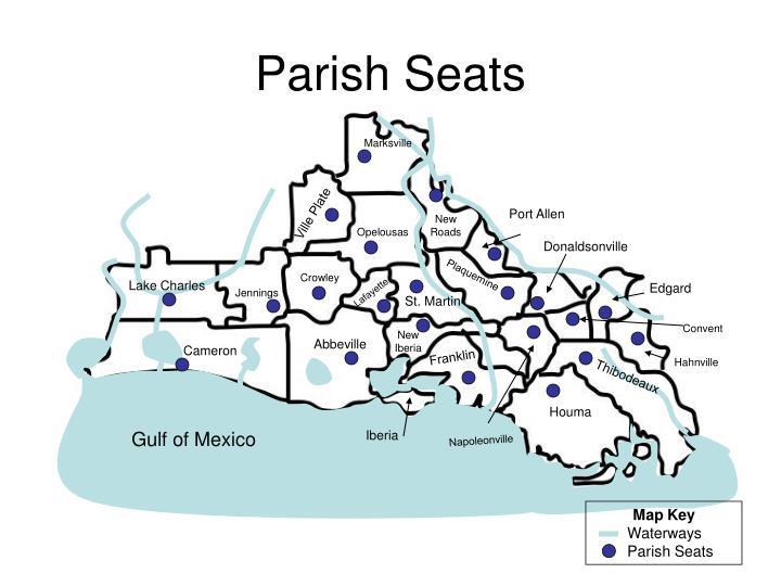 Parish Seats