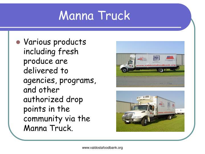 Manna Truck
