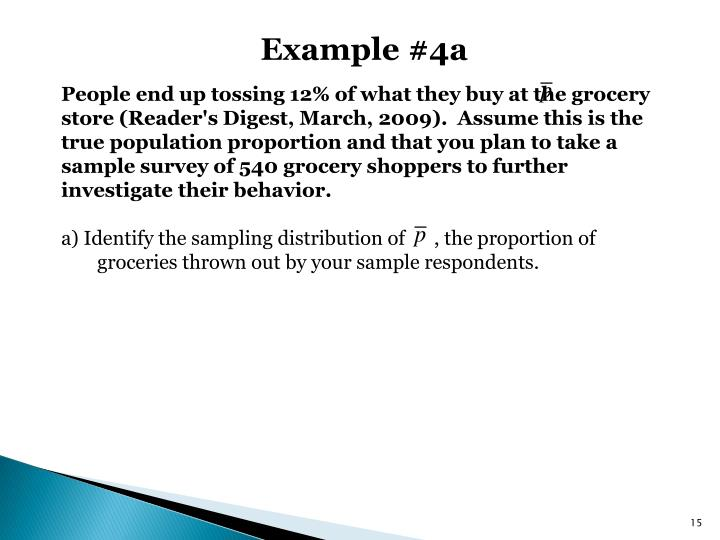 Example #4a