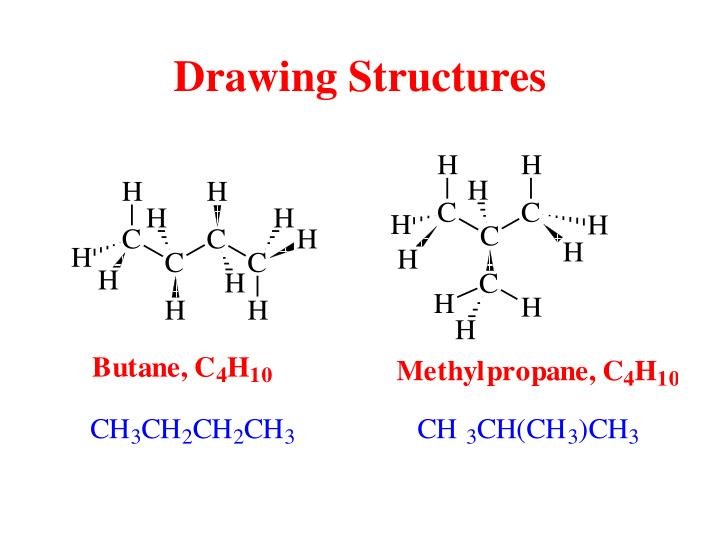Drawing Structures