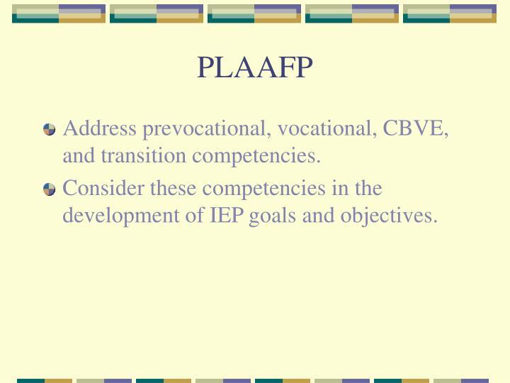 PLAAFP
