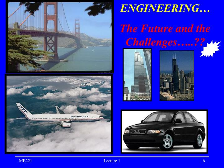 ENGINEERING…