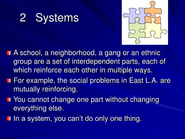 2   Systems