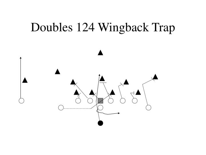 Doubles 124 Wingback Trap