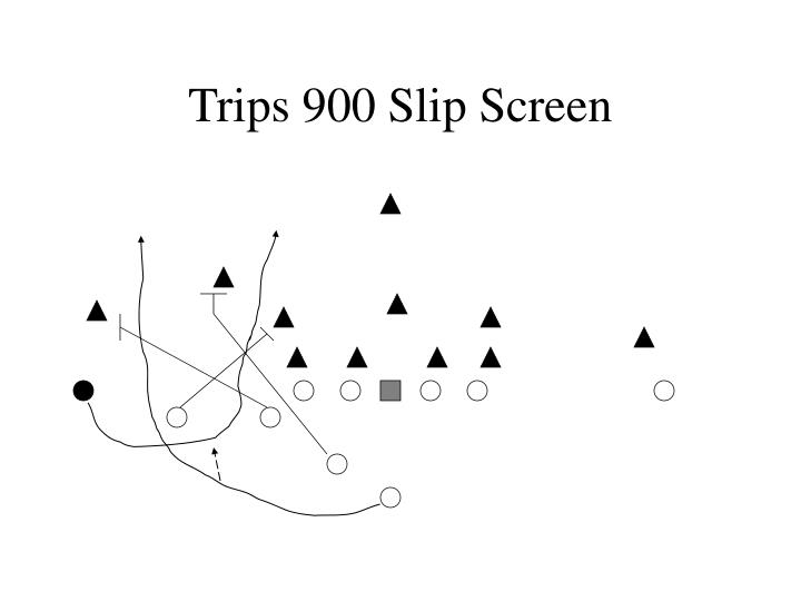 Trips 900 Slip Screen