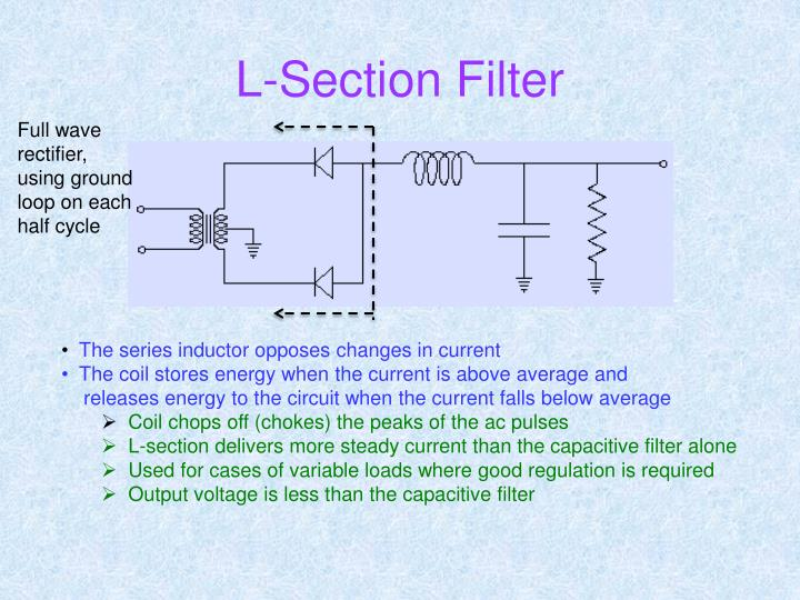 L-Section Filter
