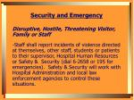 security and emergency1