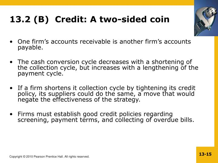 13.2 (B)  Credit: A two-sided coin