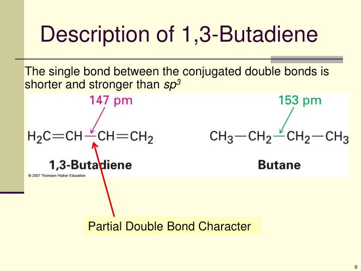 Description of 1,3-Butadiene