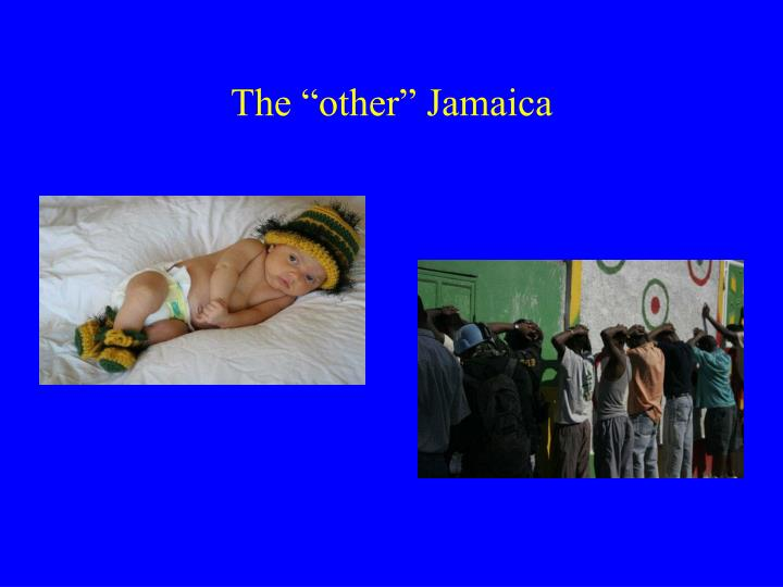 "The ""other"" Jamaica"