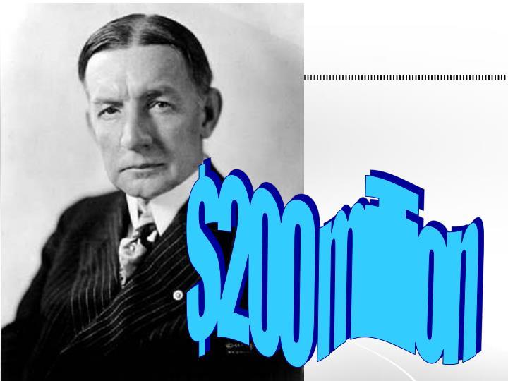$200 million