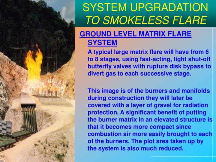 SYSTEM UPGRADATION