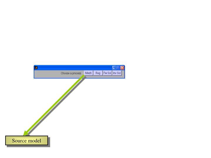 Source model