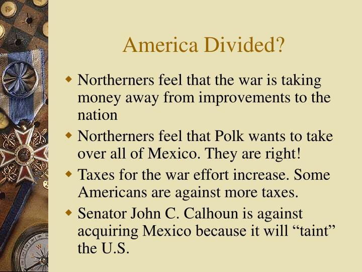 America Divided?