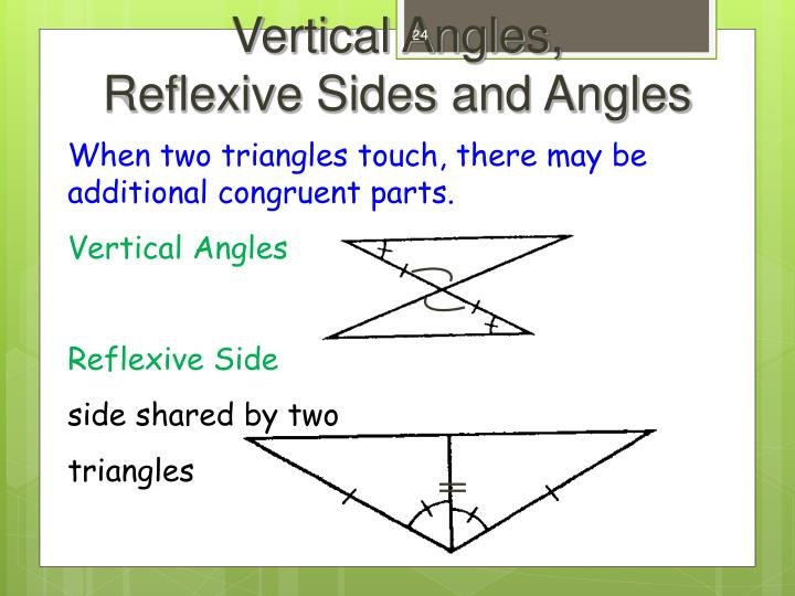 Vertical Angles,