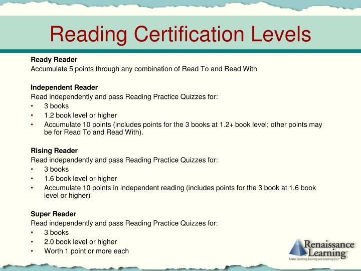 Ready Reader