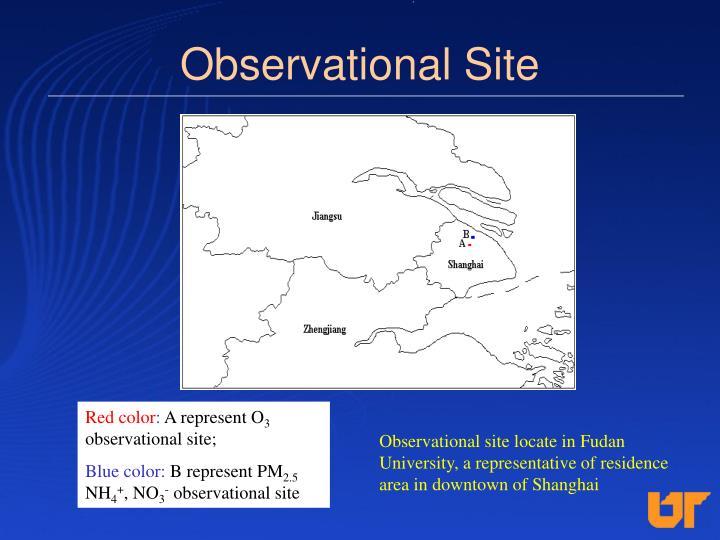 Observational Site