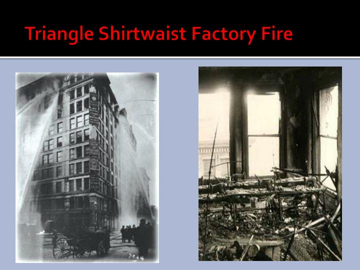 Triangle Shirtwaist Factory Fire