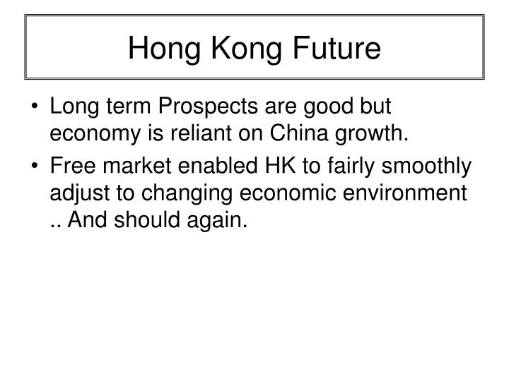 Hong Kong Future