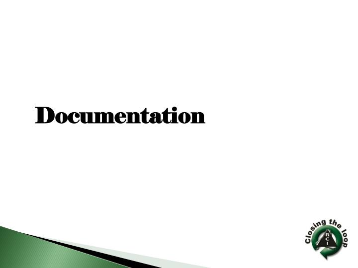 Documentation