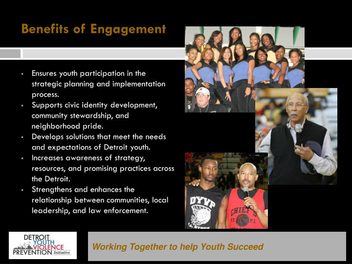 Benefits of Engagement