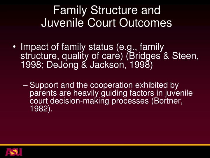 Family Structure and