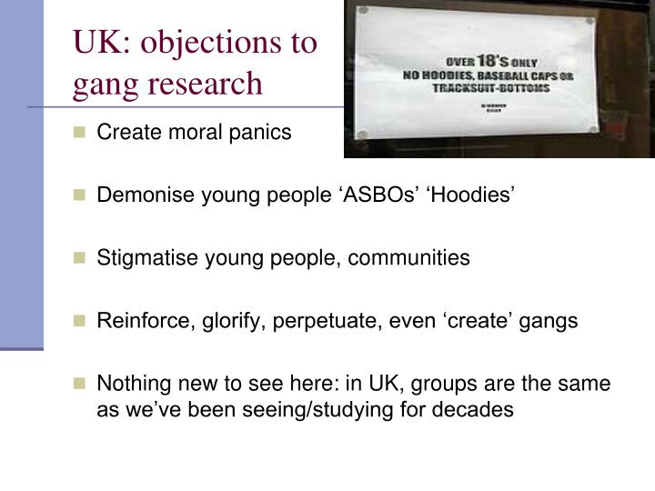 UK: objections to