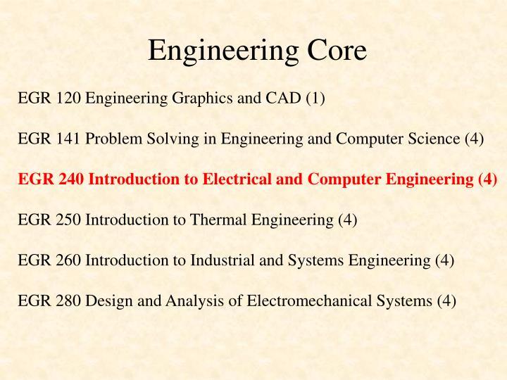 Engineering Core