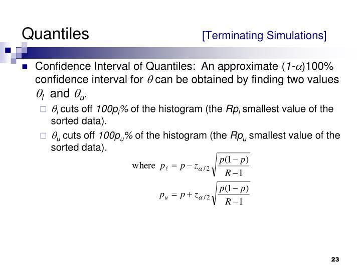 Quantiles