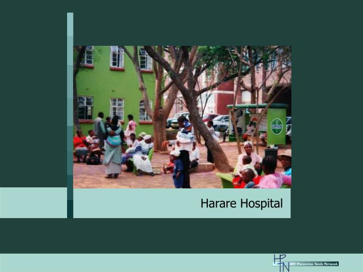 Harare Hospital