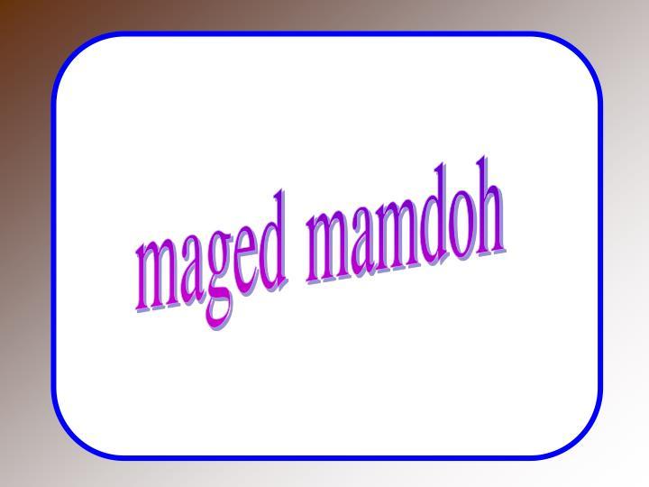 maged mamdoh