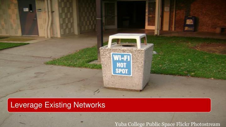 Yuba College Public Space