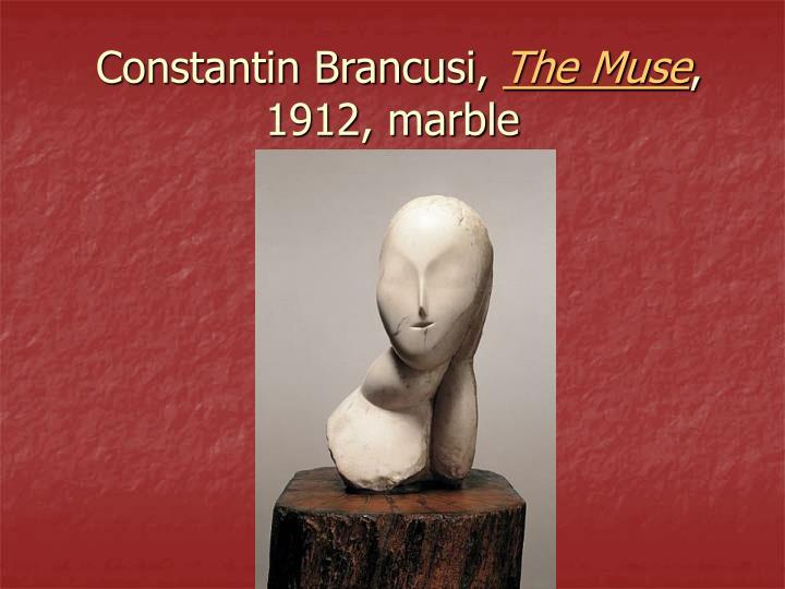 Constantin Brancusi,