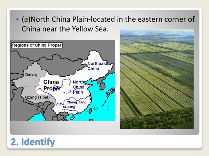 (a)North China Plain-located in