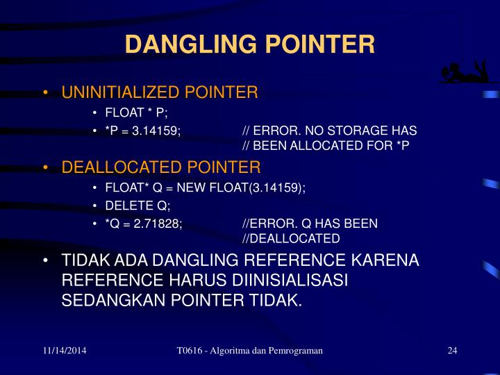 DANGLING POINTER