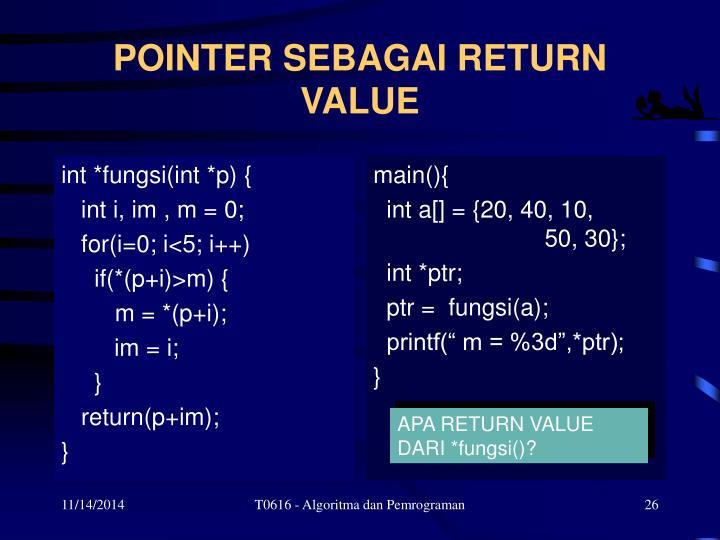 int *fungsi(int *p) {