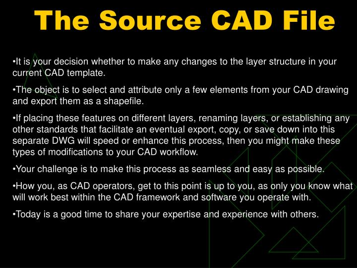 The Source CAD File