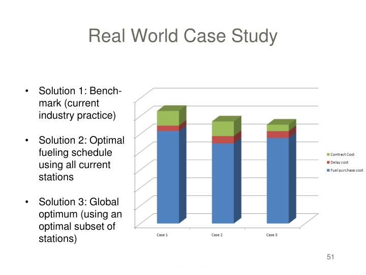 Real World Case Study