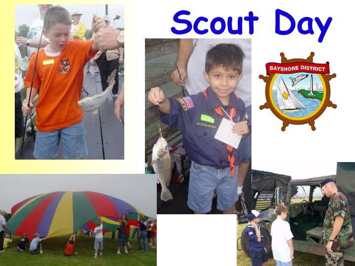 Scout Day