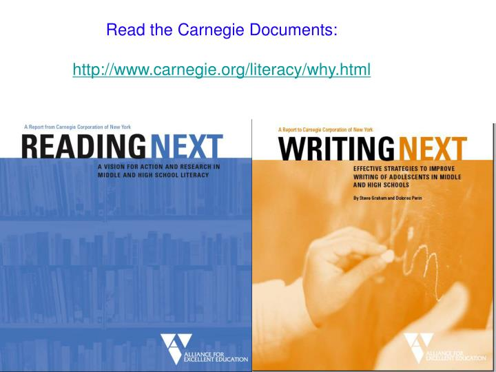 Read the Carnegie Documents: