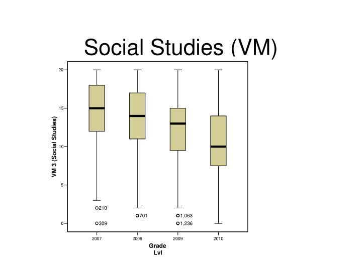 Social Studies (VM)