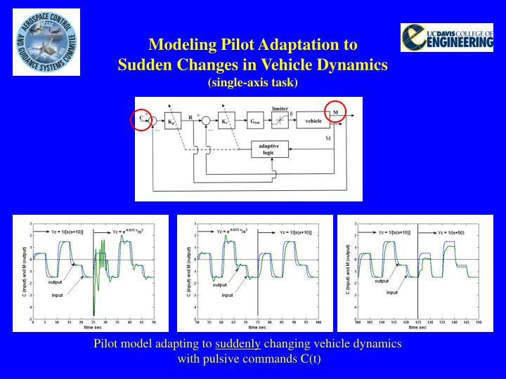 Modeling Pilot Adaptation to