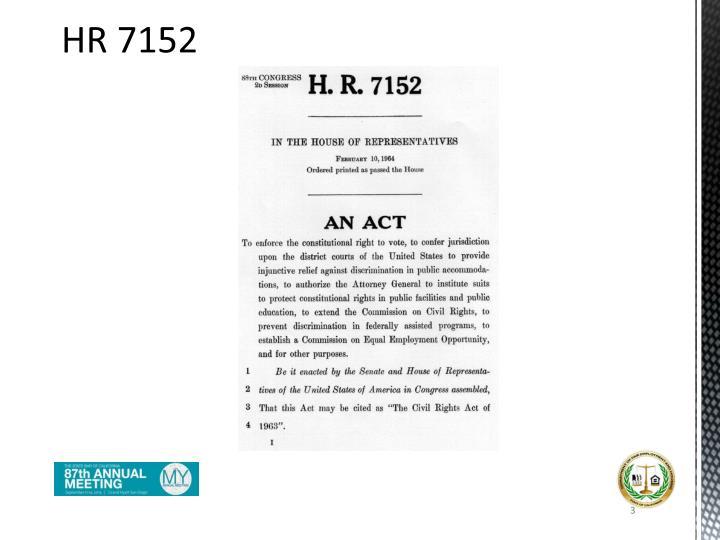 HR 7152