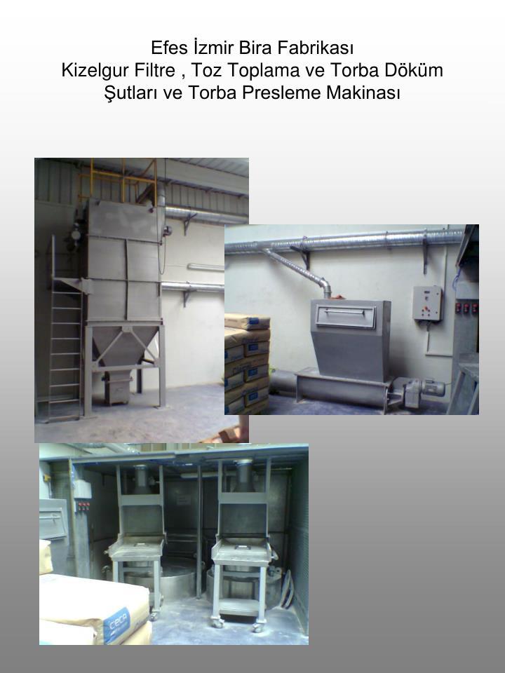 Efes İzmir Bira Fabrikası