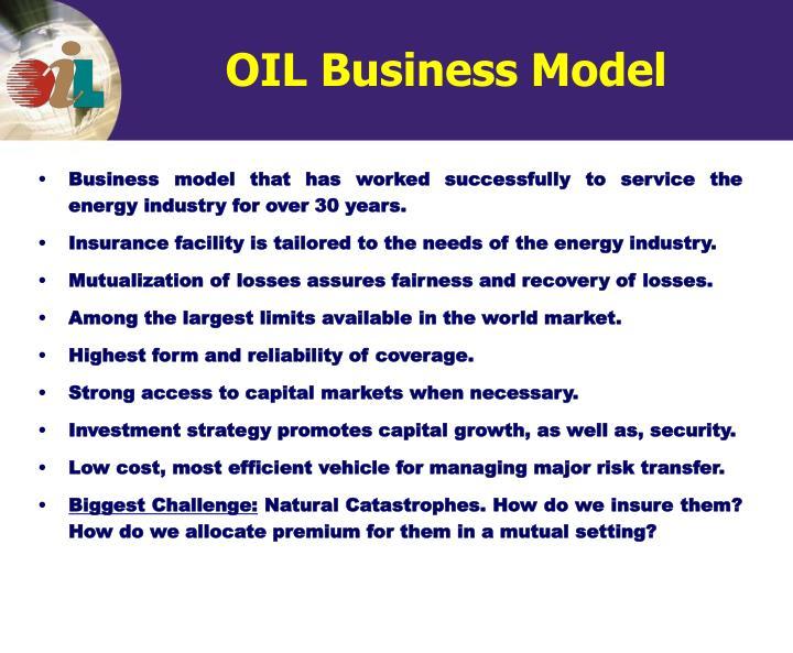OIL Business Model