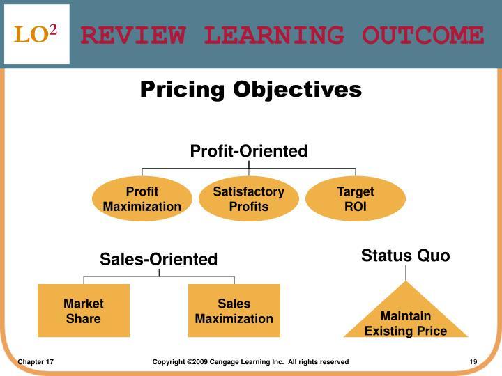 Profit-Oriented