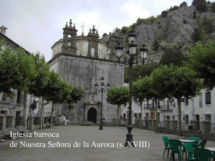 Iglesia barroca