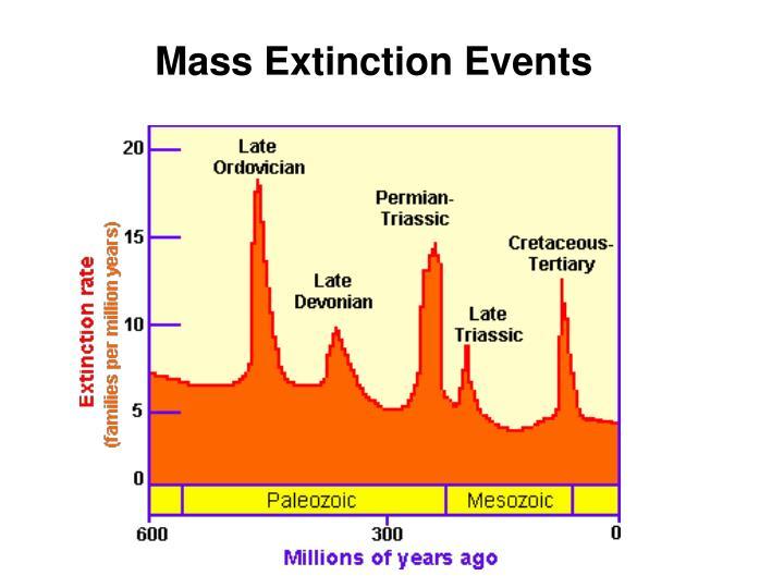 Mass Extinction Events