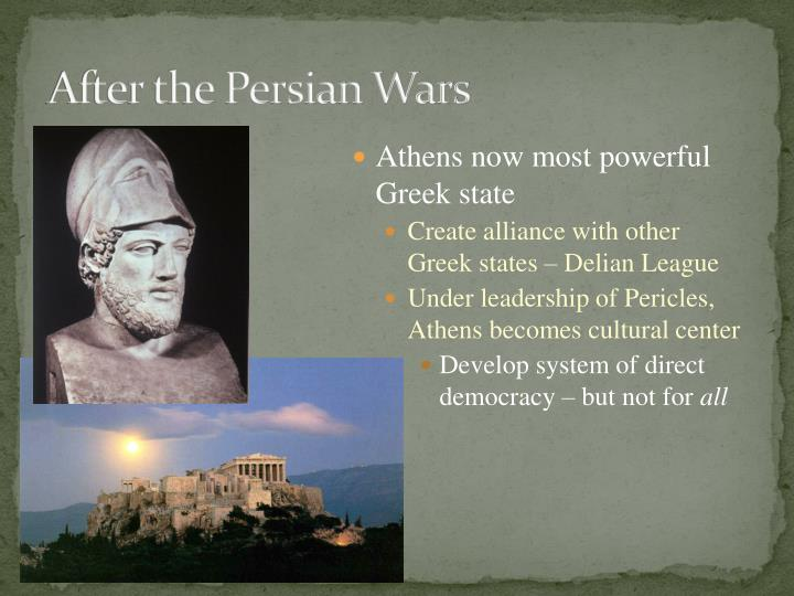 After the Persian Wars